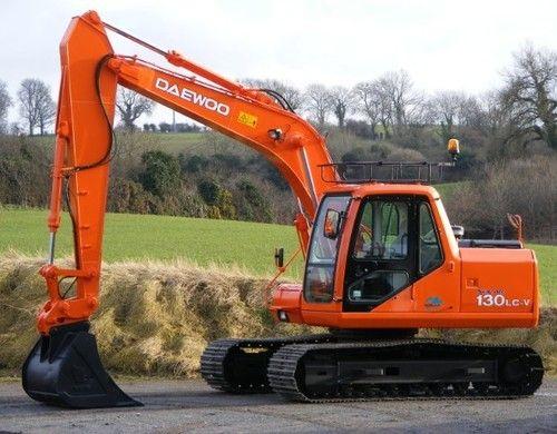 doosan daewoo solar 130lc v service manual cat service manuals auto repair manuals factory JCB Excavator Long Reach Excavator