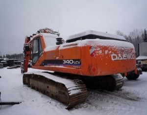 Doosan Daewoo Solar 340lc-v Excavator Workshop Service Repair Manual Download