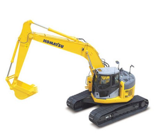 Komatsu excavator service manual Free download