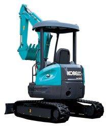 Kobelco SK25SR, SK30SR, SK35SR Mini Excavator Service Repair