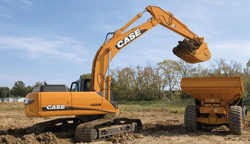 case cx290b excavator operators owner instruction manual. Black Bedroom Furniture Sets. Home Design Ideas