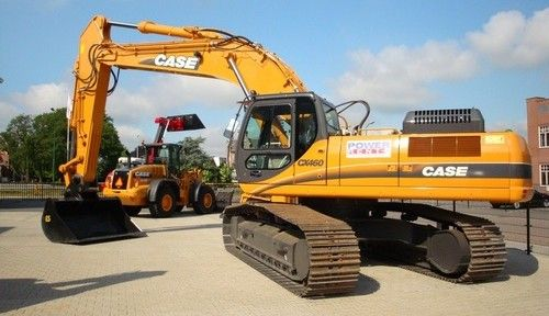 Case Cx460 Tier 3 Excavator Workshop Service Repair Manual