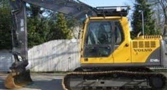 Volvo Ec140b Lc Excavator Service Repair Manual