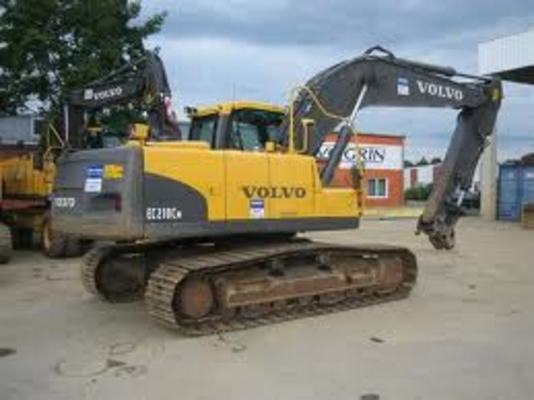 Volvo Ec210c N Excavator Service Repair Manual