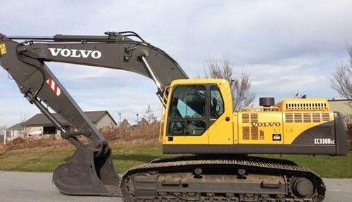 Volvo Ec330b Lc Excavator Service Repair Manualcat