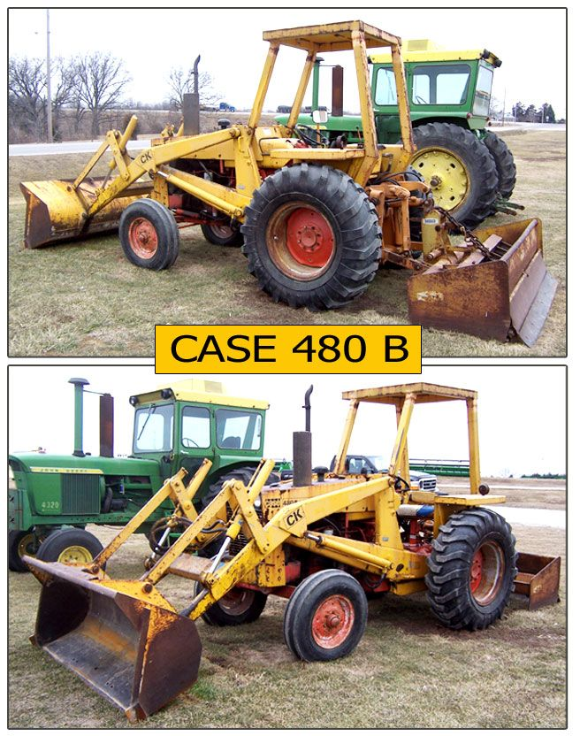Case 480b Backhoe Loader Operators Pdf Manual  U2013 Crawler