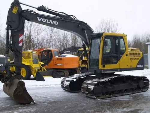 Volvo Ec140c L Excavator Service Repair Manual