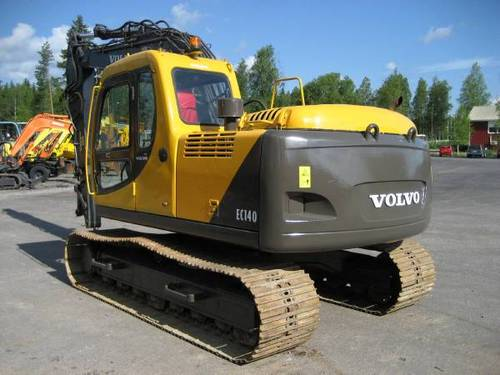 Volvo excavator Shop Manual pdf