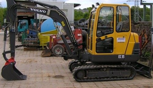 Volvo Ec35 Excavator Workshop Service Repair ManualCat Excavator Workshop Service Repair Manual