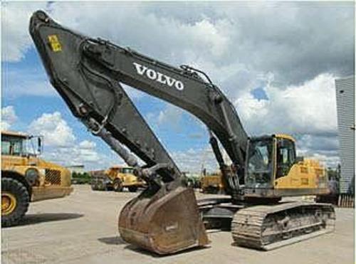 Volvo Ec240c L Excavator Service Repair Manual