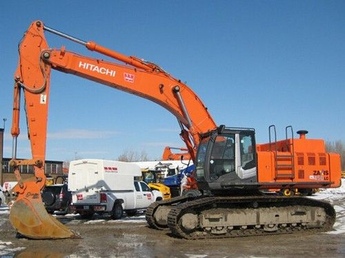 Hitachi Zaxis 30 35 40 45 Service Manual Excavator – Crawler