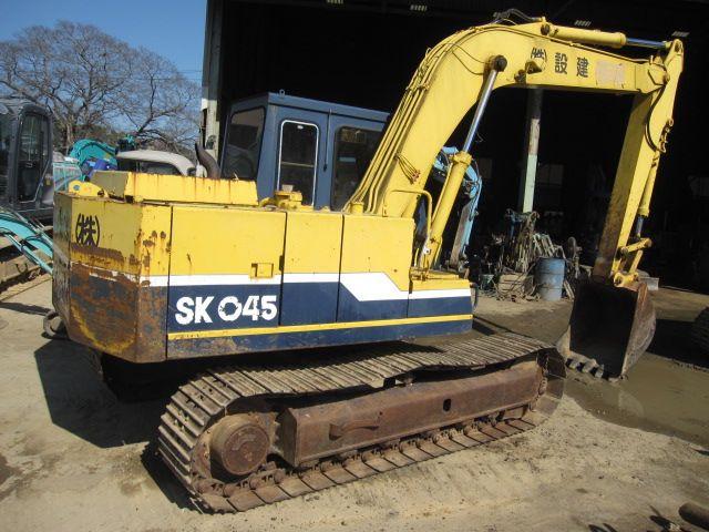 Kobelco Sk430 Mark