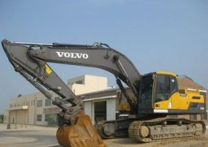 Volvo EC300D LR EC300DLR Excavator Service Pdf Manual – Crawler