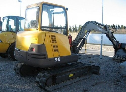 Volvo L45 Compact Wheel Loader Service Parts Catalogue Pdf border=