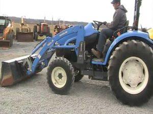 New Holland Tc45d 4 Cylinder Tractor Parts Pdf Manual – Crawler
