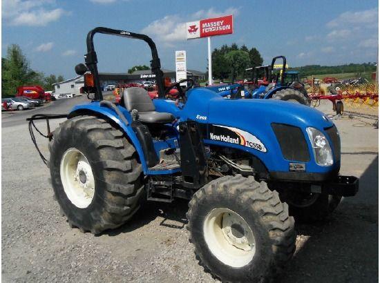 New Holland Compact Tractors Parts : New holland tc da cylinder compact tractor parts list