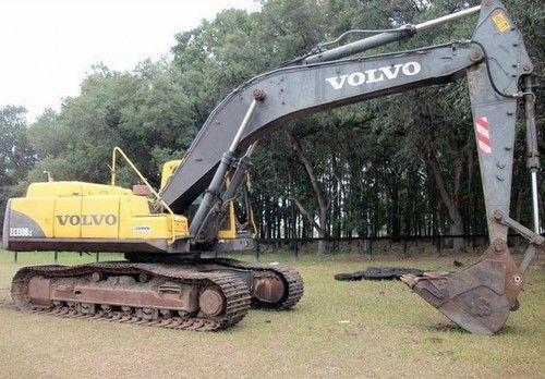 Volvo Ec330b Lc  Ec330blc  Excavator Workshop Service