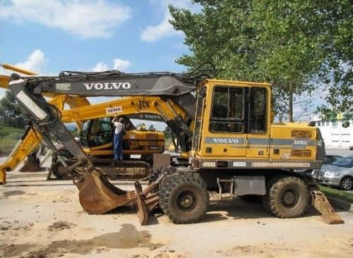 Volvo L110f Wheel Loader Service Repair Manual border=