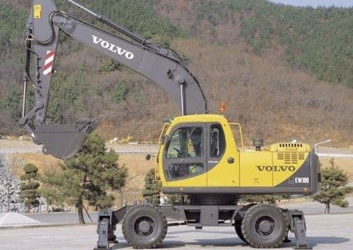 Volvo L30 Compact Wheel Loader Service Parts Catalogue Pdf