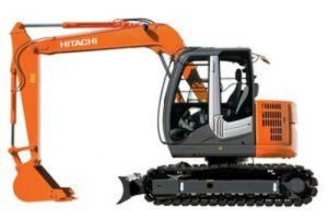 hitachi zx 70 75 85 hydraulic excavator workshop manual. Black Bedroom Furniture Sets. Home Design Ideas