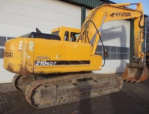 crawler excavator robex r380lc