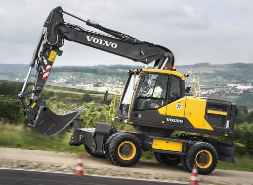 Volvo G720 Vhp Excavator Service Repair Manual