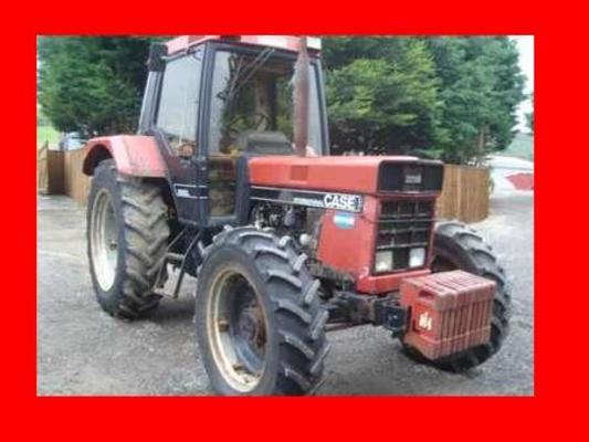 Ji Case David Brown 885 885n 995 1210 1212 1410 1412 Tractor Service Manual