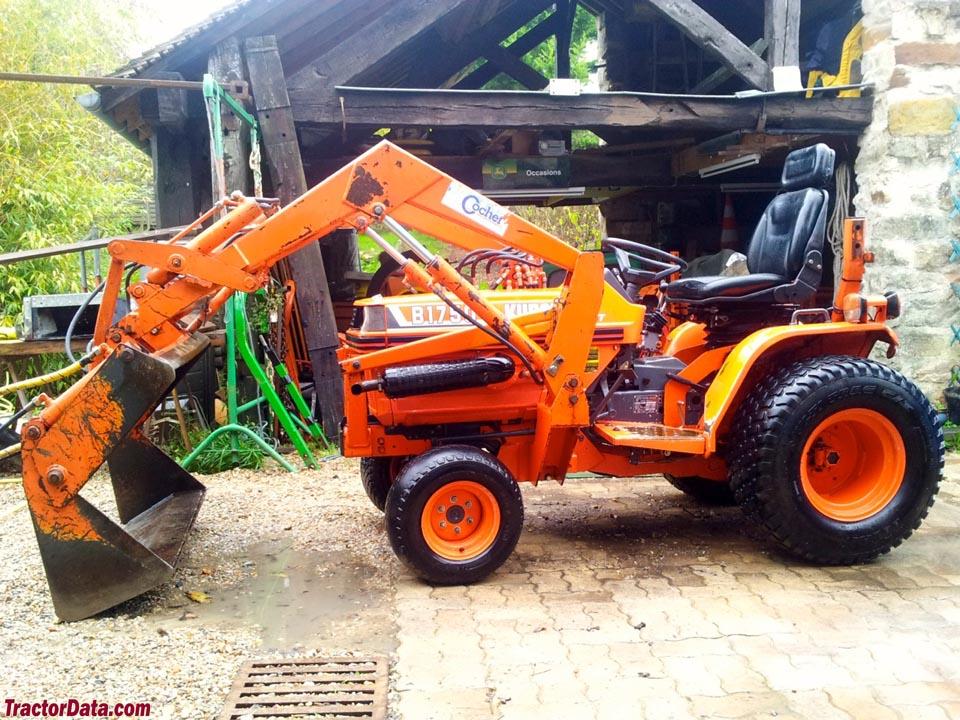 Kubota Tractor Repairs : Kubota b compact tractor service manual pdf