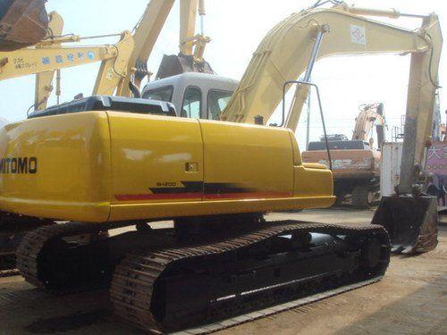 Sumitomo Sh200-3 Sh200gt-3 Sh220-3 Excavator Workshop Service