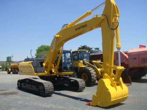 Sumitomo Sh290 3 Crawler Excavator Service Repair Manual Download
