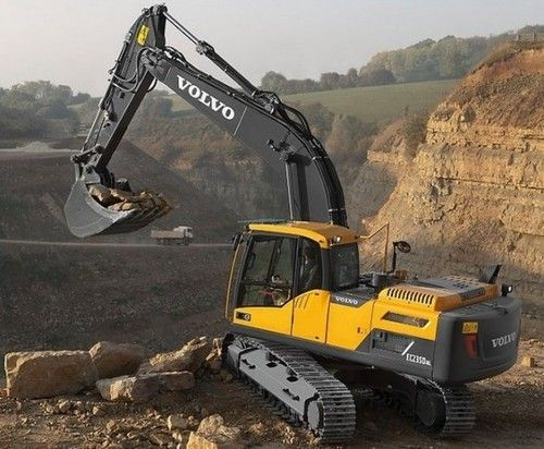 Volvo L120f Wheel Loader Service Repair Manual border=