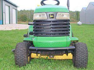 John Deere Lt150 Lt160 Lt170 Lt180 Lawn Mower Service