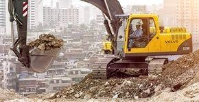 volvo-show-crawler-excavator-ec210b-t2-service repair manual