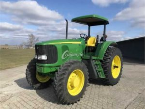 John Deere 7520, 7220, 7320, 7420, 7520 Tractor Service Technical Manual
