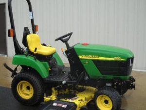 John Deere 2210 Tractor Service Repair Manual