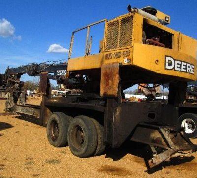 John Deere 335, 435 Log Loader Service Repair Manual