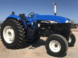 New Holland TB100 TB110 TB120 TB120 Tractor Service Manual