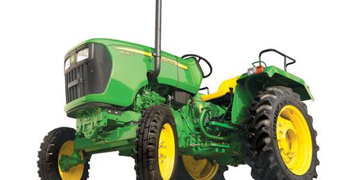 John Deere 5036c Tractor Parts Catalog Manual