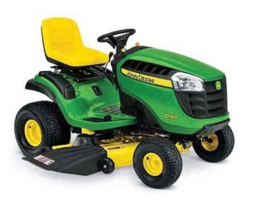 John Deere D100 D105 D110 D120 D125 D130 D140 D150 D155 D160 D170 & La Series Lawn Tractors Riding Lawn Equipment (tm113219) Complete Workshop Service Repair Manual