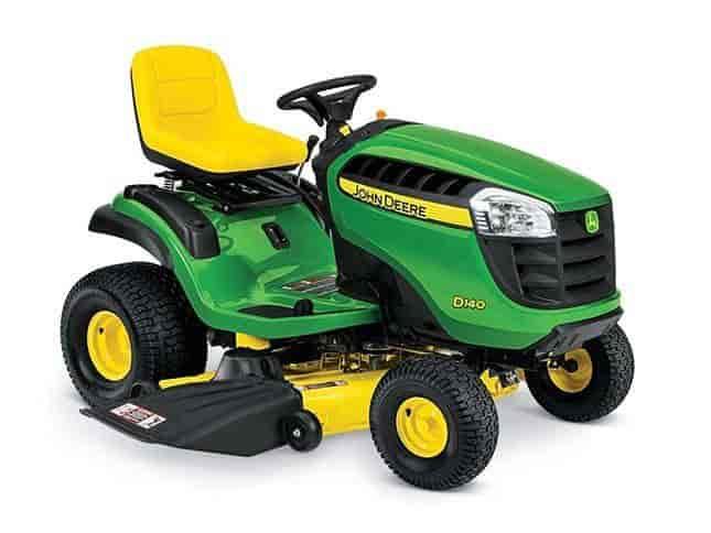 John Deere D100 D105 D110 D120 & La Series Lawn Tractors Service Repair Manual