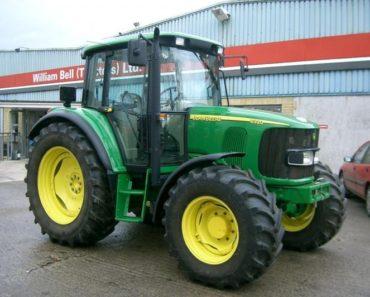 John Deere 6020 6120 6220 6320 6420 6420S 6520 6620 Tractors Service Manual